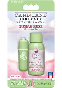 Candiland Sugar Buzz Set Watermelon
