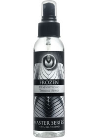 Ms Frozen Desensitizing Throat Spray 4oz