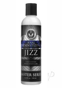 Ms Jizz Cum Scented Numbing Lube 8.5oz