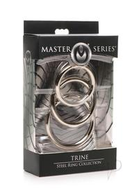 Ms Trine Steel Ring Coll