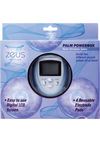 Zeus Power Box Estim System
