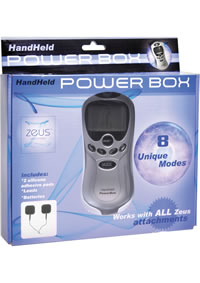 Zeus 8 Mode Digi Power Box Handheld