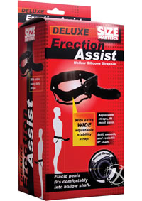 Size Matters Erection Assist Strap On