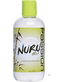 Nuru Couples Body Massage Gel 8oz