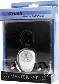 Zeus Crush Electro Ball Press
