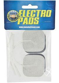 Adhesive Electro Pads 4pk
