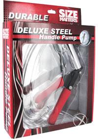 Deluxe Steel Handle Primo Pump