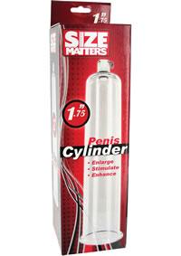 Penis Cylinder 1.75