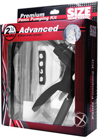 Size Matters Advanced Penis Pump Kit