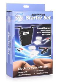 Zeus Beginner Estim Power Unit Kit