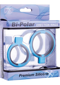 Zeus Bi Polar Cock Ring Set