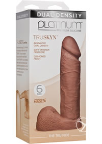Platinum Truskyn Tru Ride 6 Caramel