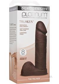 Platinum Truskyn Tru Ride 8 Chocolate