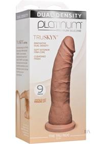 Platinum Truskyn Tru Ride Slim 9 Carame