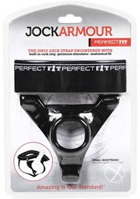 Jock Armour Black S Waistband Black