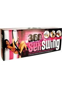 Trinity V 360 Spinning Sex Swing
