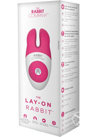 The Lay On Rabbit Hot Pink