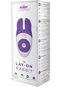 The Lay On Rabbit Purple