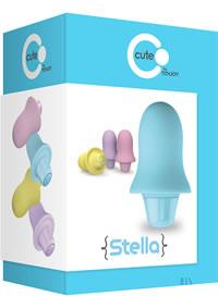Cute Stella Bullet Stimulator Blue