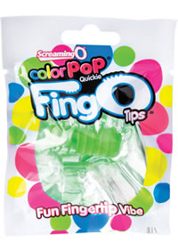 Colorpop Fingo Tips Green 12/box