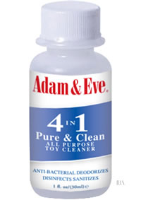 Aande Toy Cleaner 1 Oz(disc)