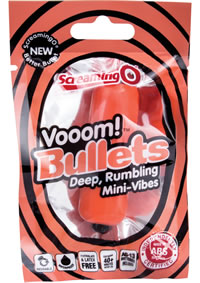 Vooom Bullets Tangerine 20pc