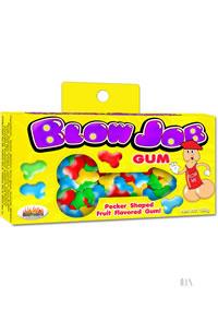 Blow Job Pecker Buble Gum