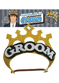 Groom Crown