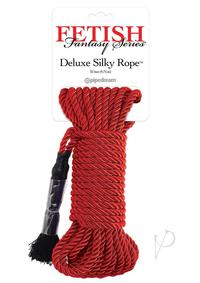 Ff Deluxe Silk Rope Red