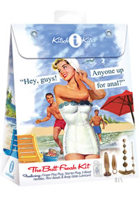 Kitsch Kits Butt Freak Kit