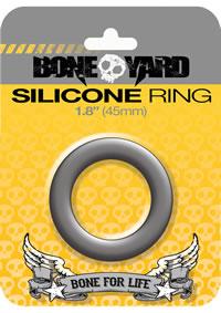 Boneyard Silicone Ring 45mm Gray