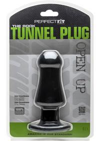 The Rook Plug Black