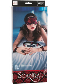 Scandal Bed Restraints Kit