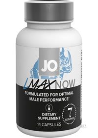 Jo Lmax Now Male 14 Pills Per Bottle