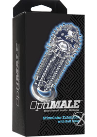 Optimale Stimulator Extension Clear