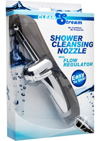 Show Cleansing Nozzle W/flow Regulator