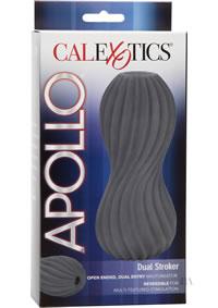 Apollo Dual Stroker Grey
