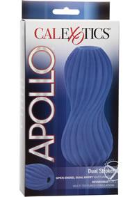 Apollo Dual Stroker Blue