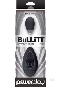 Powerplay Bullitt Single Black