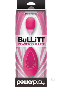 Powerplay Bullitt Single Pink