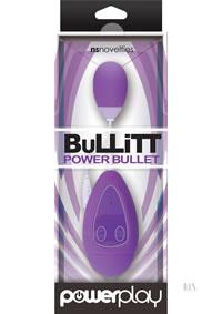 Powerplay Bullitt Single Purple