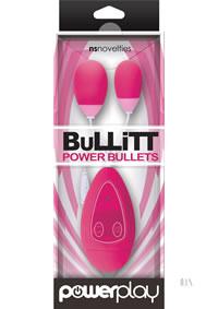 Powerplay Bullitt Double Pink