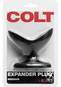 Colt Expander Plug Medium Black