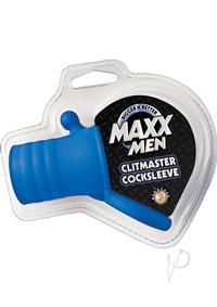 Maxx Men Clitmaster Cocksleeve Blue