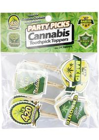 Cannabis Party Picks