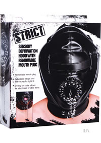 Strict Open Mouth Mask