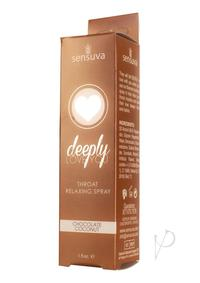 Deeply Love Throat Spray Choco Coconut