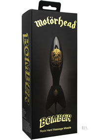 Motorhead Bomber Glass Black(disc)