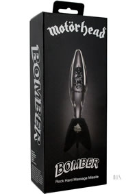 Motorhead Bomber Glass Clear(disc)