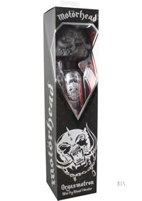 Motorhead Orgasmatron Wand